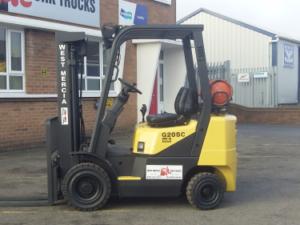 DOOSAN G20SC-2 Forklift