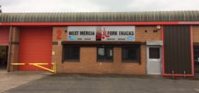 West Mercia Forklift office in Coventry