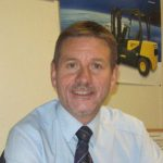 David Stanley looks after warwickshire fork truck enquiries
