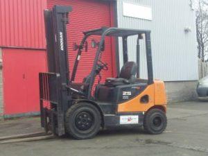 Doosan D25S Forklift