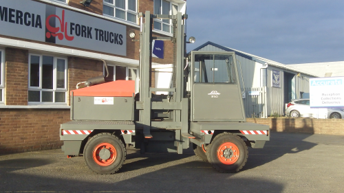 Scroll down to see video of this truck in action