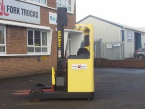 Used forklift sales - Hyster - West Merica Fork Trucks