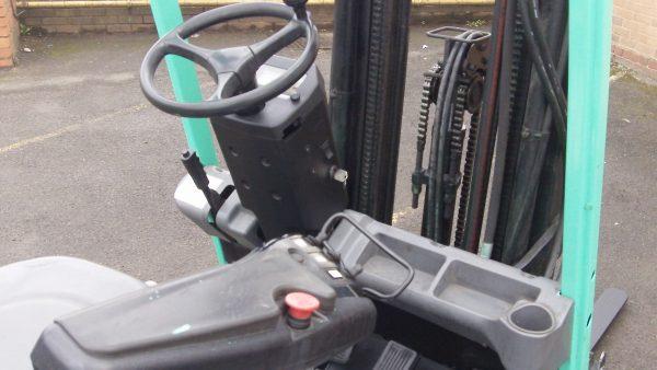 Mitsubishi Fb18nt Forklift