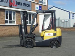 TCM Electric Forklifts