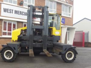 Used Combilift Forklifts - Used forklift sales - West Mercia Fork Trucks