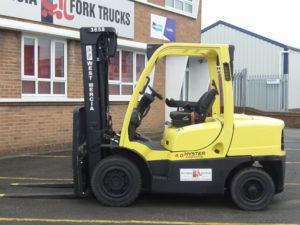 HYSTER H4.0FTST Forklift