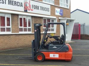 Forklift Truck LINDE E18C 03