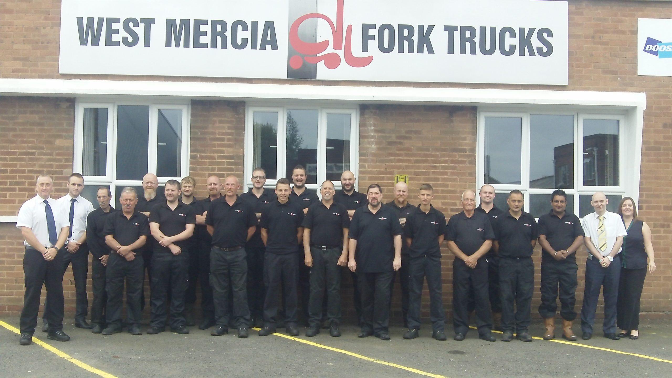 Westmercia Forklift Engineers