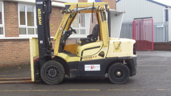 Buy Forklift HYSTER H4.0FT