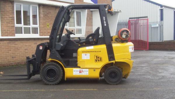 West Mercia JCB TLT 30 Forklift