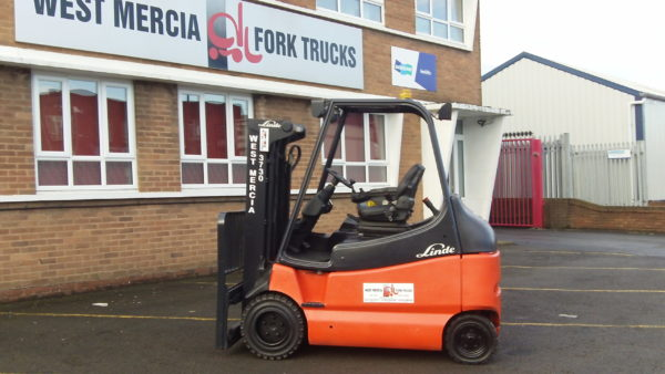 West Mercia 3730 Forklift Linde