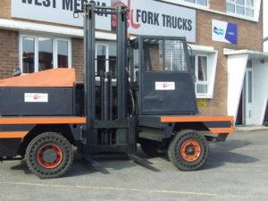 LINDE S50 Forklift Truck