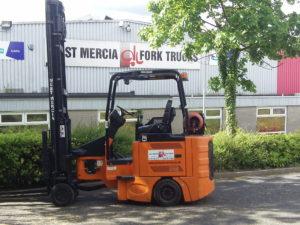 Bendi Bg4072x Forklift Truck