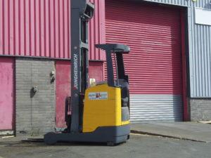 Jungheinrich Etv214 Forklift