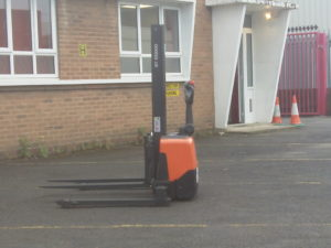 Used TOYOTA Forklift