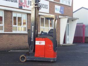 LINDE R14HD Forklift