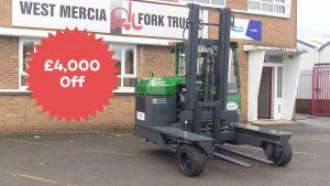 Black Fri-YAY Offer on Forklifts