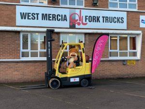Molly Ollys Forklift